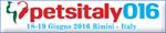Logo della manifestazione PetsItaly