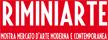 Logo della manifestazione RiminiArte